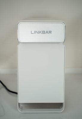Linkbar全自動奶泡機背面